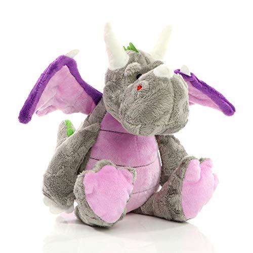 Minifeet Smok Smilla pluszowe zwierzątko z realistycznymi skrzydłami, prezent wielkanocny - Przytulna Przytulanka