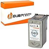 Bubprint Druckerpatrone kompatibel für Canon PG-40 für Pixma IP1600 IP1700 IP2200 IP2500 IP2600 MP140 MP150 MP160 MP170 MP180 MP190 MP210 MP220 MP450 MP450X MP460 MX300 MX310 Schwarz