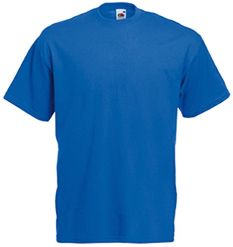 Fruit of the Loom Valueweight T-Shirt Royal L