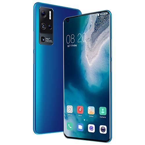 X50 Pro + Desbloqueo De Tarjeta SIM Dual Teléfono Inteligente 7.0'FHD + Pantalla de Gota de Agua 2GB RAM + 32GB ROM, 16MP + 32MP Cámara Dual 5500mAh Batería 4G Android 10.0 Smartphone