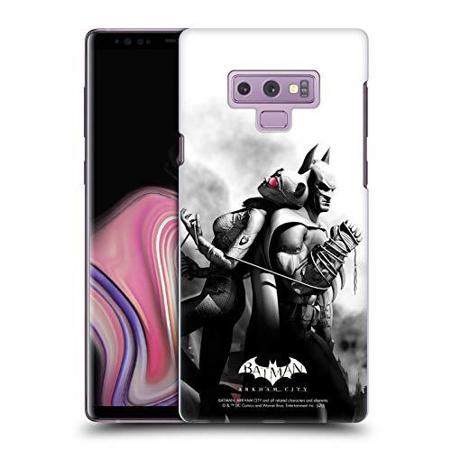 Coque rigide officielle Batman Arkham City Key Art pour téléphones Samsung 1, Catwoman, Samsung Galaxy Note9 / Note 9