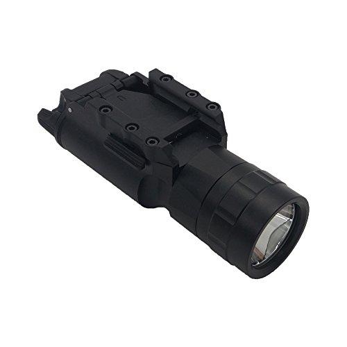 cyberdax X300 estilo pistola arma de Luz Lámpara LED de