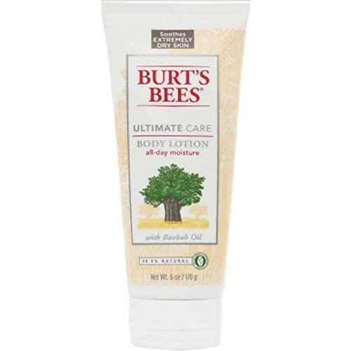 Burt's Bees Ultimate Care Body Lotion 6 oz. (Pack of 3)