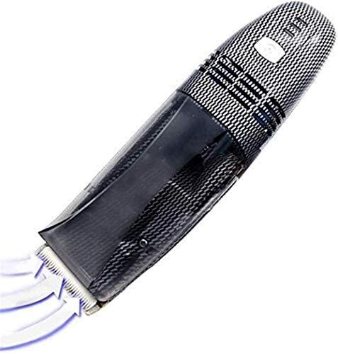 Cortadora de cabello fácil Profesionales Hair Clippers inalámbricos corte de pelo corte...