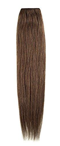American Dream de qualité Platinum 100% 50,8 cm trame de cheveux humains Couleur 5B – Safari