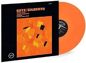 Stan Getz & Joao Gilberto - Featuring Antonio Carlos Jobim – Getz/Gilberto 180-gram Opaque Orange Vinyl LP [Condition-VG+NM]