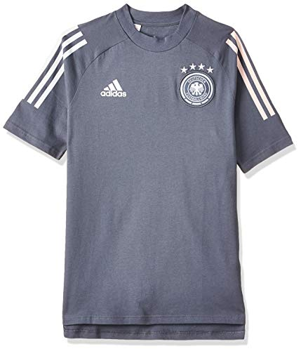 adidas Kinder T-Shirt DFB Tee Y, Onix, 164 (13/14 años), FI0750