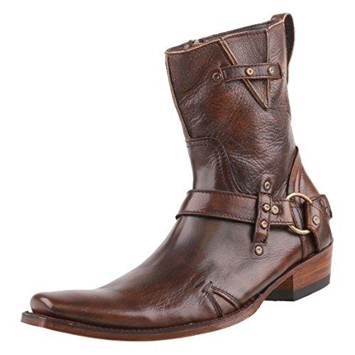Sendra Boots, Stivali Uomo Marrone Marrone, Marrone (Marrone), 42