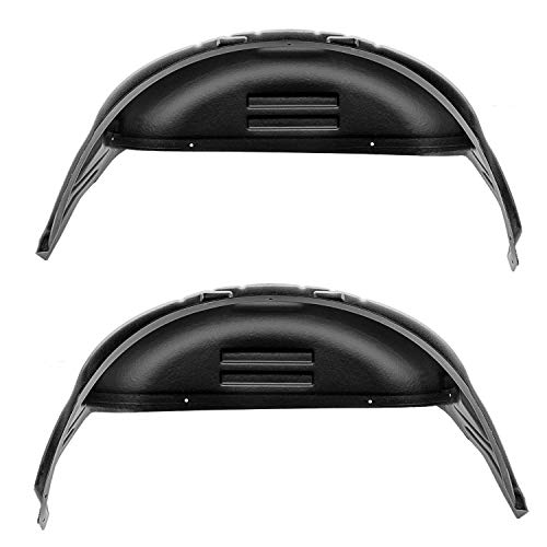 Rugged Liner Rear Wheel Well Liner | WWD19 | Fits 2019 - 2021 New Body Style Dodge Ram 1500/2500/3500 (will not fit dually or w/5th wheel)