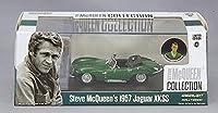 1/43 ジャガー XKSS 1956 & スティーブ・マックイーン フィギュア