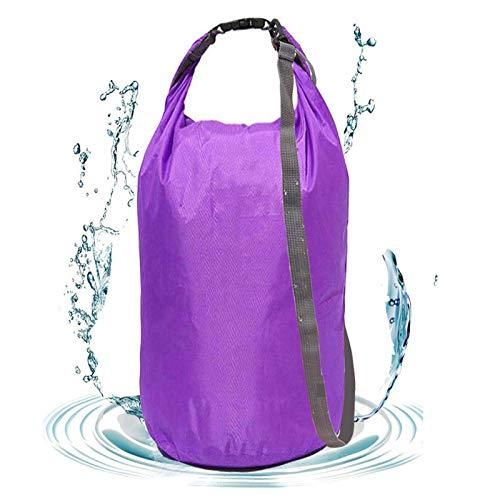 FLYHOME Dry Bag 40L Bolsa impermeable, ultraligera, resistente al agua, para kayak, camping, natación, surf, deportes acuáticos