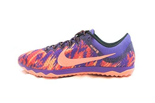 Nike Women's Zoom Rival XC Running Shoes Hyper Grape/Mango/Black Size 7 M US