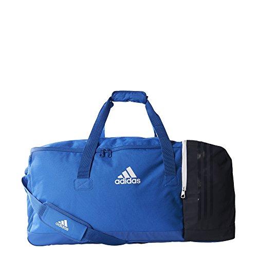 adidas Erwachsene Tiro BS4 Team-Tasche L, Blue/Collegiate Navy/White, 32 x 70 x 32 cm