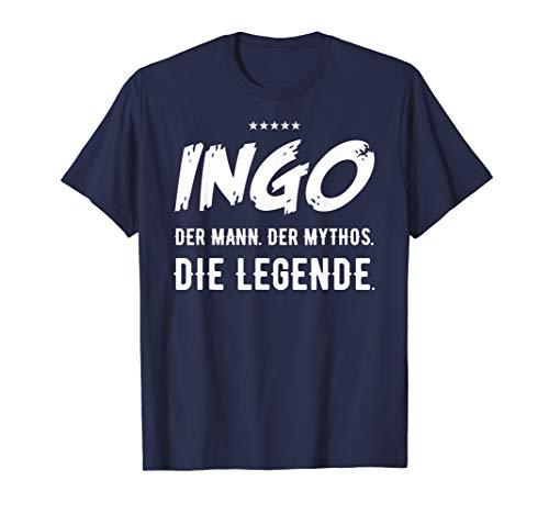 Ingo T-Shirt, lustige Geschenk-Idee