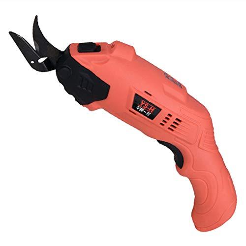 YFQX, Tijeras inalámbricas de Herramientas, Energía eléctrica con Cuchillas para Coser Carteles...