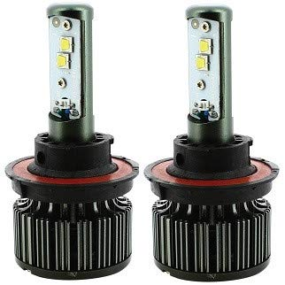 HABILL-AUTO Kit de Conversion LED Pro CANBUS H13 6000k 12/24V