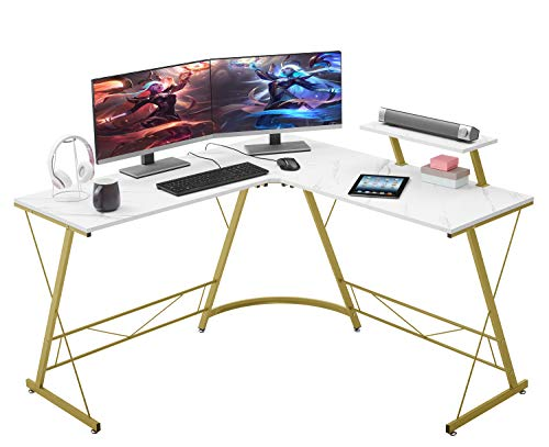 Best l shaped table