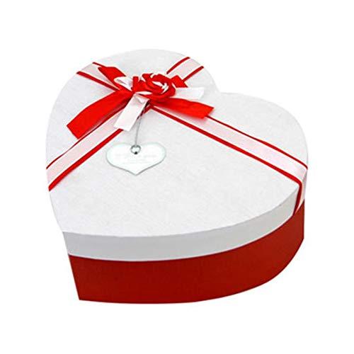 Boîte Coeur Rouge Medium