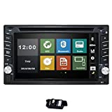 Best Car Stereo Dvd Gps - 6.2 Inch Car Audio Stereo Double Din in-Dash Review