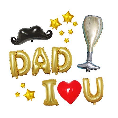 La Mejor Lista de globos dia del padre - los más vendidos. 9
