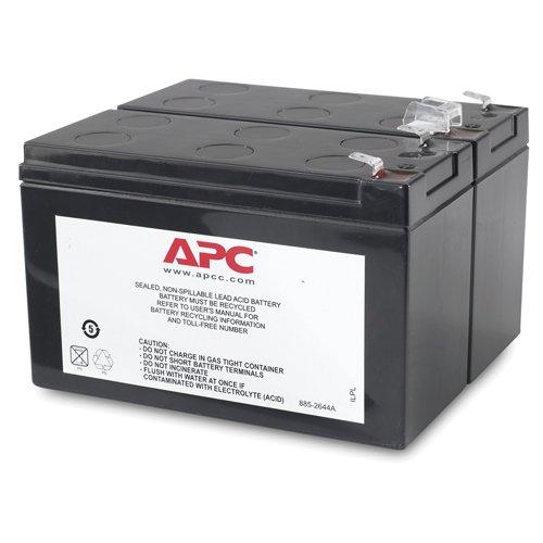Schneider Electric APCRBC113 113 Cartucho de Batería de Sustitución de APC, 15.2cm...