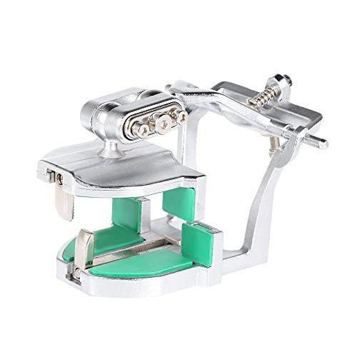 LMEIL Articulador De Diente Dental Ajustable Articulador Equipo De Dentista De Laboratorio Dental con Herramienta Dental De Destornillador