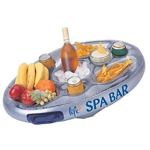 Life Floating Spa Bar Inflatable...