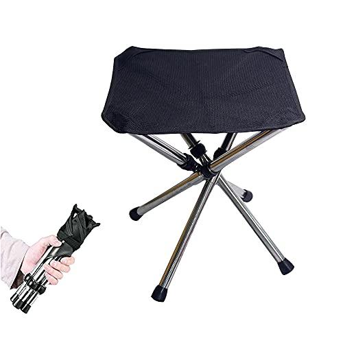 CHSHY Campingplatz Im Freien, Reisen Ultralight Klappstuhl, Strandwanderung Picknick-Sitzfischereiwerkzeuge Stuhl,L