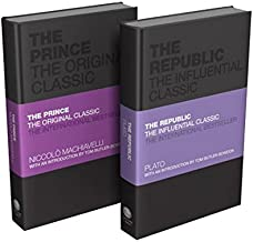 Influential Classics Collection: The Republic and The Prince (Capstone Classics)