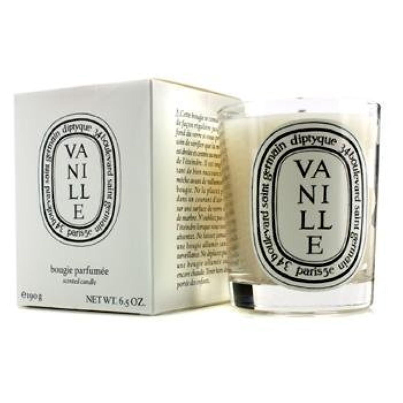 瞬時にぶどう幅Diptyque Vanilla Scented Candle by Diptyque [並行輸入品]