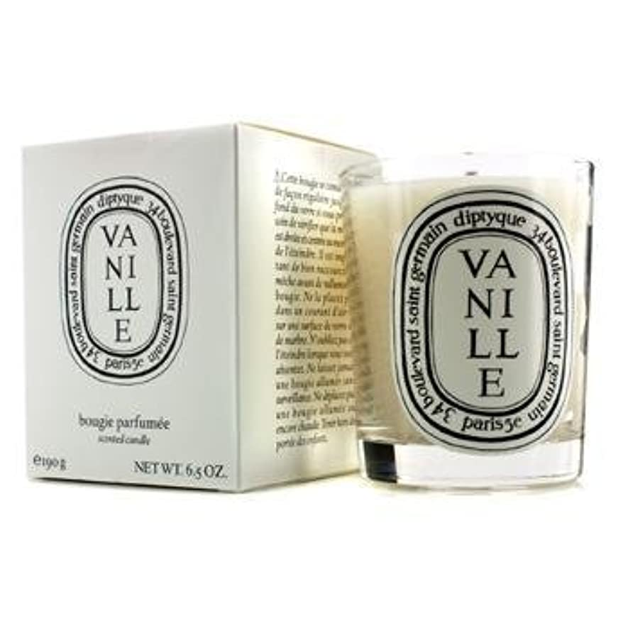 自動的に従事した教育Diptyque Vanilla Scented Candle by Diptyque [並行輸入品]