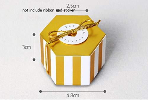 Xinger 10st ijs vorm bruiloft gunst doos Cartoon traktatie doosijs geschenkdoosverjaardagsfeestje snoep doos, als pic mini box