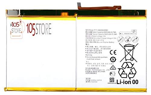 検品済み。プロにも実際に使用されている部品。HUAWEI Media Pad M3 Lite 10.0/Media Pad M2 10.0/d-01H(docomo ドコモ dtab)交換用 電池パック バッテリー ファーウェイ HB26A510EBC