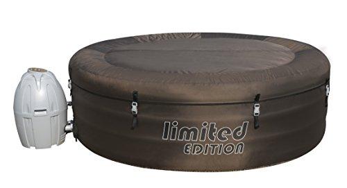 Bestway -12220- Spa gonflable rond Limited Edition 6 places diamètre 196 cm hauteur 61 cm