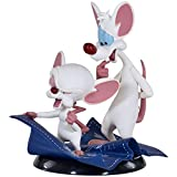 """QMx Warner Brothers Animated Pinky & the Brain Q-Fig Figure,Multi-colored,5"""""""