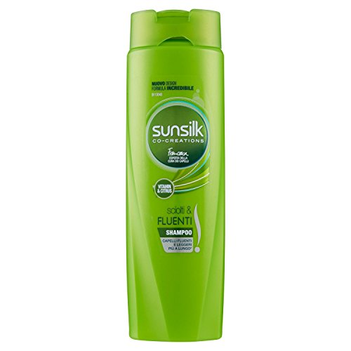 Sunsilk Co-Creations - Champú para cabello normal, 250 ml