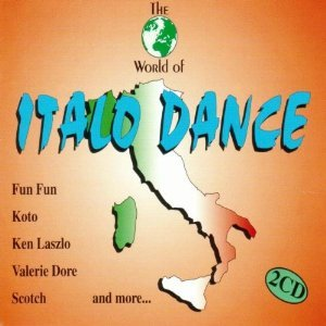 Original 80er Jahre Italo Disco Hits (CD Compilation, 24 Titel, Diverse Künstler)