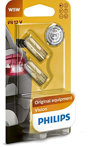 Philips automotive lighting 871150040421 Philips 12961B2-W5W