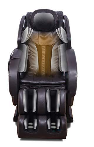 ARG AROGYA R870 3D Luxury Massage Chair Zero Gravity, Head Massage, Airbags,Infrared Heat for Home & Office Full Body