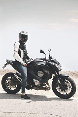 Mein Motorrad Tourenbuch: Dein persönliches Reisetagebuch für Motorrad Touren und Motorrad Reisen ♦ für über 100 Touren ♦ Handliches 6x9 Format ♦ Motiv: Motorrad in der Wüste
