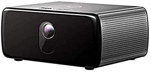 ZSCC Proyector 1080P, Proyector de Video Full HD, Proyector LED de Cine en casa Compatible con teléfono, PC, TV Box, PS4, WiFi, Bluetooth, Proyector multifunción