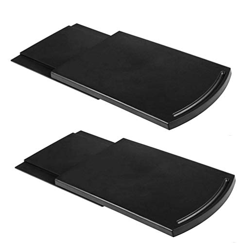 Multiuse Kitchen Caddy Sliding Coffee Maker Tray Mat,Countertop Storage for Blender Toaster Kitchen...