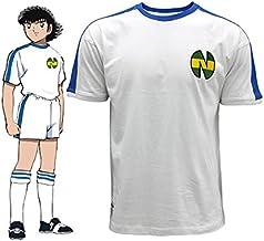 Camiseta Newteam Blanco/Azul -Oliver Atom-