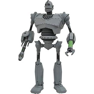 DIAMOND SELECT TOYS The Iron Giant (Battle Mode Version) Select Action Figure, Multicolor