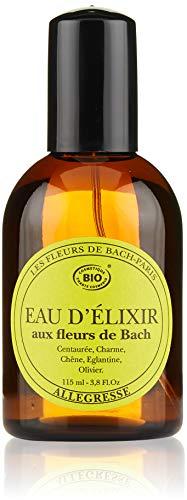 LES FLEURS DE BACH LFB Eau Elixir Allegresse 115 ml