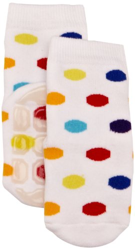 Country Kids Children in Need Sock - Chaussettes - Fille, Blanc (White), 3-5 ans (taille fabricant:6-8.5)