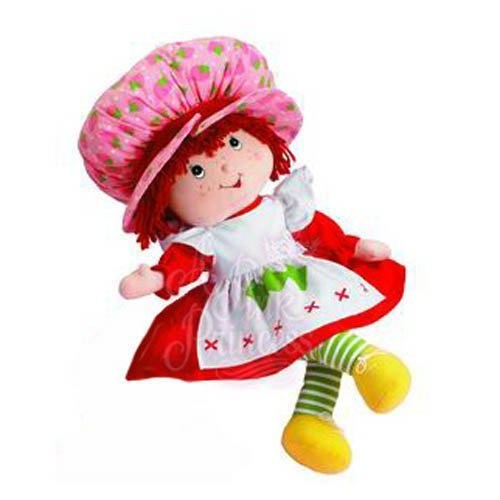 Strawberry Shortcake Doll Clothes - 2