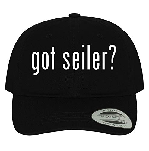 BH Cool Designs got Seiler? - Men's Soft & Comfortable Dad Baseball Hat Cap, Black, One Size
