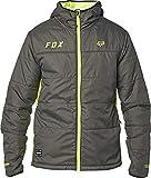 Fox Racing Chaqueta Ridgeway para hombre Chaquetas casuales, Hombre, Chaquetas Casual, 25939-296-XL, gris, XL