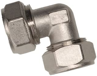 Maxline M8067 Elbow Fitting for 3/4-Inch Tubing